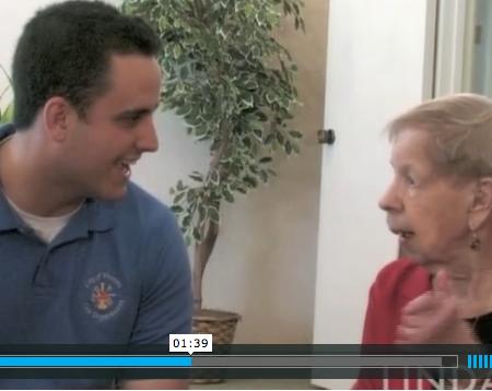 Near Life Experience: Twentysomethings in Retirement Homes Documentary