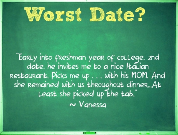 Winner of the Worst Date