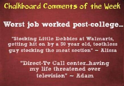 Worst Job Post College Answers of the Week Pictures