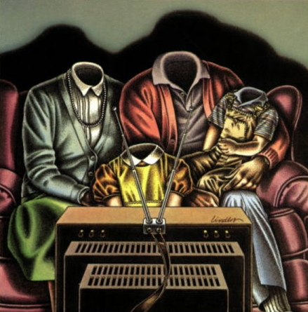 Amusing Ourselves to Death Picture - Neil Postman