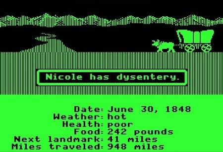 3 Life Lessons from Playing Oregon Trail