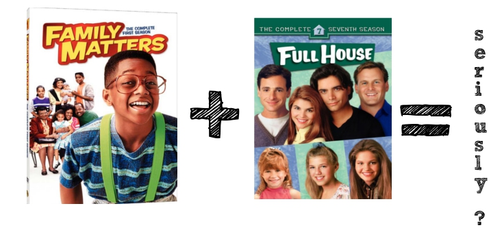 full house plus family matters