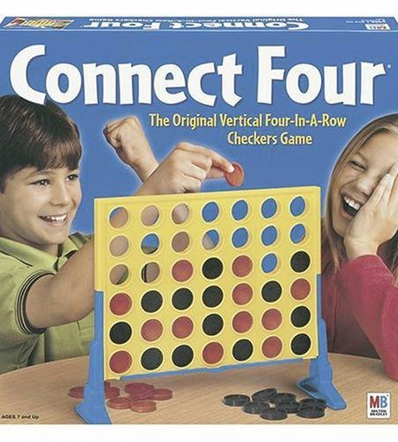 Connect Four Image on All Groan Up