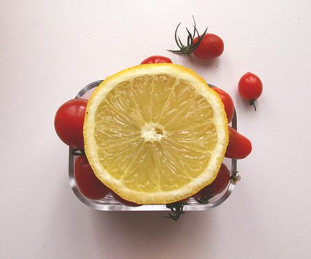 Beauty of a Lemon Picture