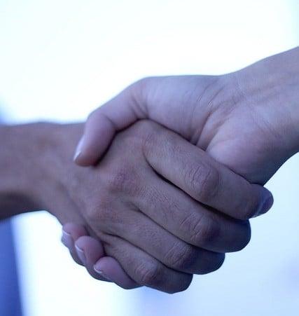 Awkward at Work: #5 Post-Bathroom Handshake