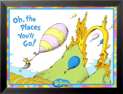 Picture of Oh the Places You'll Go!