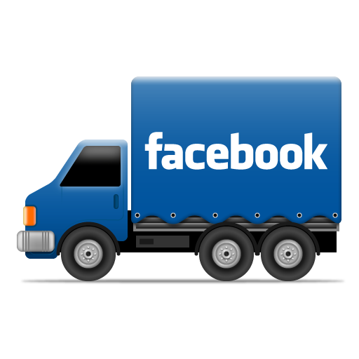 Picture of Facebook Rolling Through Your Life