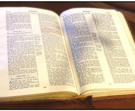 Image of Bible