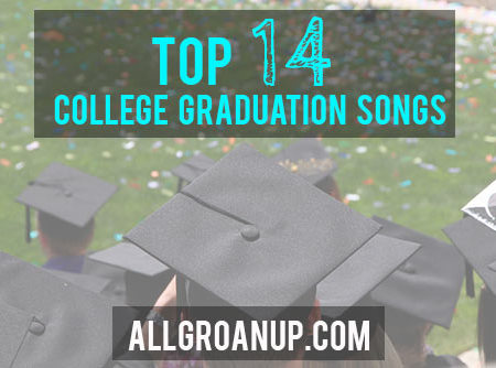 Top 14 college graduation songs over the last 40 years
