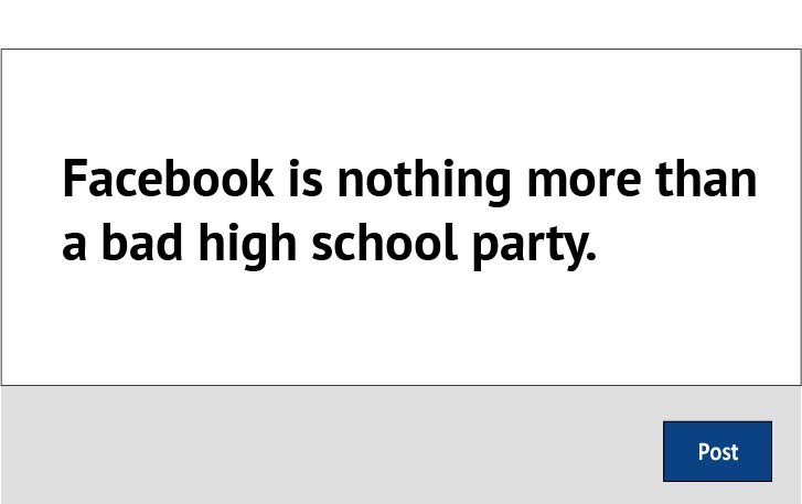 school is bad
