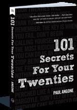 101 Secrets for your Twenties - Book Image