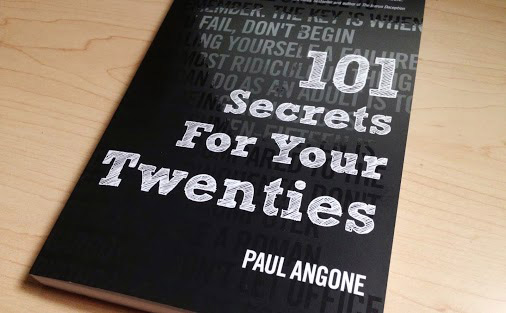 101-Secrets-for-your-Twenties---Picture-by-Dustin-Stout