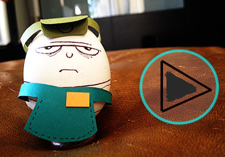[NEW VIDEO] Twentysomething Problems (as told by eggs)