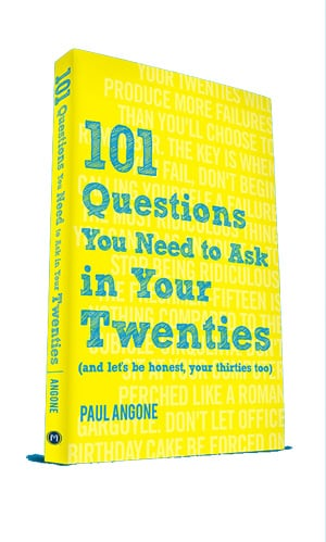 01 Questions You Need to Ask in Your Twenties