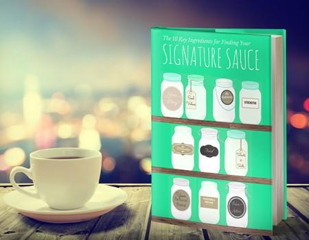 Paul Angone's Signature Sauce Book