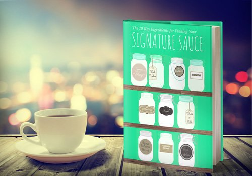 Paul Angone's Signature Sauce Book