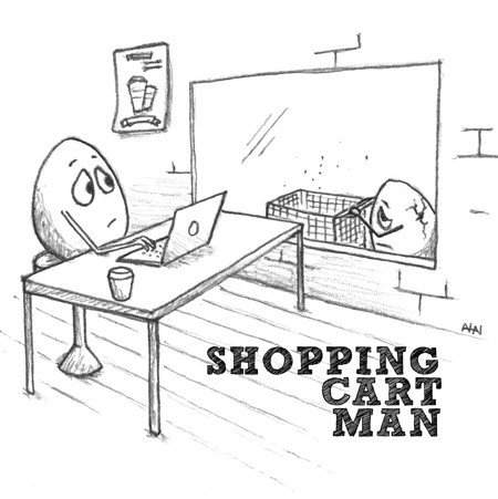 What I Learned From Shopping Cart Man…