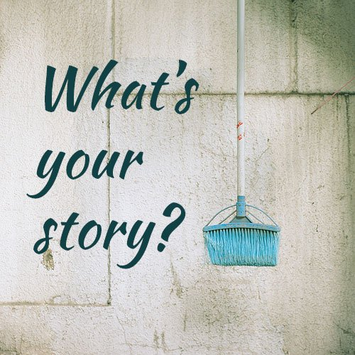 What's Your Story - Photo?