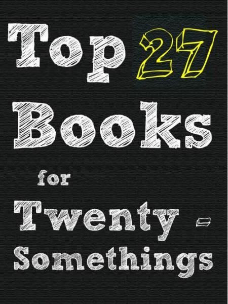 27 Must-Read Books For Your 20s